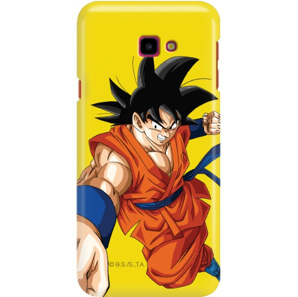 ETUI SMOOTH DRAGON BALL NA TELEFON SAMSUNG GALAXY J4 PLUS 2018 DBS-30
