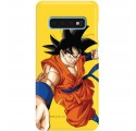 ETUI SMOOTH DRAGON BALL NA TELEFON SAMSUNG GALAXY S10 DBS-30