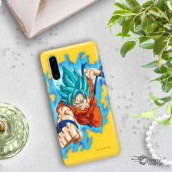 ETUI SMOOTH DRAGON BALL NA TELEFON HUAWEI P30 DBS-33