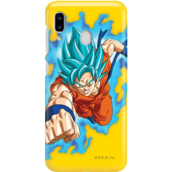 ETUI SMOOTH DRAGON BALL NA TELEFON SAMSUNG GALAXY A20E DBS-33