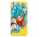 ETUI SMOOTH DRAGON BALL NA TELEFON APPLE IPHONE 5 / 5S / SE DBS-33