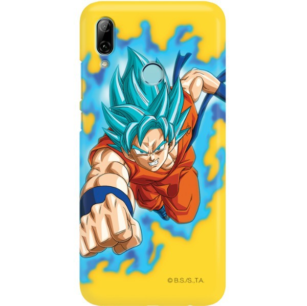ETUI SMOOTH DRAGON BALL NA TELEFON HUAWEI P SMART 2019 DBS-33