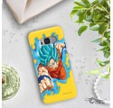 ETUI SMOOTH DRAGON BALL NA TELEFON SAMSUNG GALAXY S8 DBS-33