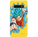 ETUI SMOOTH DRAGON BALL NA TELEFON SAMSUNG GALAXY S10 DBS-33