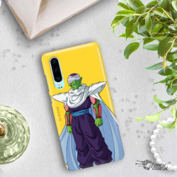 ETUI SMOOTH DRAGON BALL NA TELEFON HUAWEI P30 DBS-38