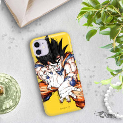 ETUI SMOOTH DRAGON BALL NA TELEFON APPLE IPHONE 11 DBZ-1