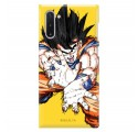 ETUI SMOOTH DRAGON BALL NA TELEFON SAMSUNG GALAXY NOTE 10 DBZ-1