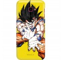 ETUI SMOOTH DRAGON BALL NA TELEFON SAMSUNG GALAXY J4 PLUS 2018 DBZ-1