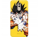 ETUI SMOOTH DRAGON BALL NA TELEFON HUAWEI MATE 20 LITE DBZ-1