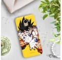 ETUI SMOOTH DRAGON BALL NA TELEFON SAMSUNG GALAXY J6 2018 DBZ-1