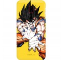 ETUI SMOOTH DRAGON BALL NA TELEFON SAMSUNG GALAXY J6 PLUS 2018 DBZ-1