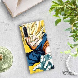 ETUI SMOOTH DRAGON BALL NA TELEFON SAMSUNG GALAXY NOTE 10 DBZ-2