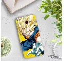 ETUI SMOOTH DRAGON BALL NA TELEFON SAMSUNG GALAXY J4 PLUS 2018 DBZ-2