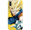 ETUI SMOOTH DRAGON BALL NA TELEFON APPLE IPHONE XS MAX DBZ-2