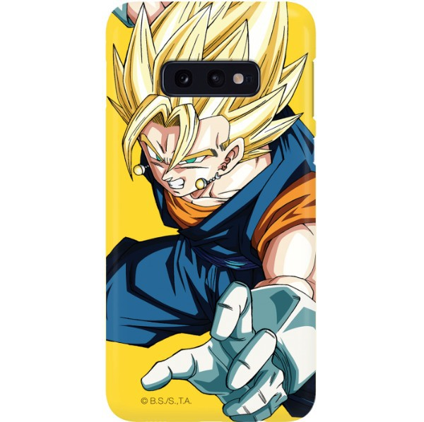 ETUI SMOOTH DRAGON BALL NA TELEFON SAMSUNG GALAXY S10E DBZ-2