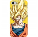 ETUI SMOOTH DRAGON BALL NA TELEFON APPLE IPHONE 7 / 8 DBZ-14