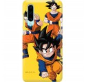 ETUI SMOOTH DRAGON BALL NA TELEFON HUAWEI P30 DBZ-16