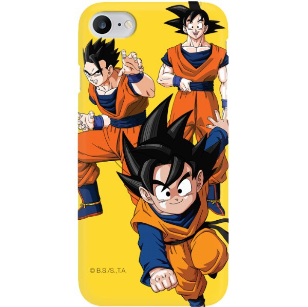 ETUI SMOOTH DRAGON BALL NA TELEFON APPLE IPHONE 7 / 8 DBZ-16