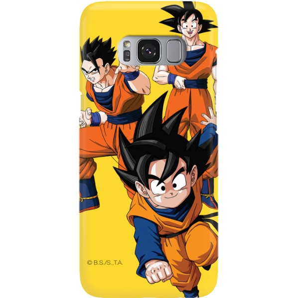 ETUI SMOOTH DRAGON BALL NA TELEFON SAMSUNG GALAXY S8 DBZ-16