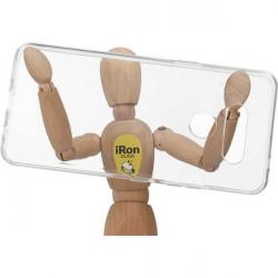 ETUI CLEAR 0.5mm NA TELEFON LG K50s TRANSPARENTNY