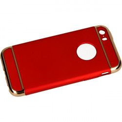 ETUI COBY SMOOTH APPLE iPhone 5 / 5S CZERWONY
