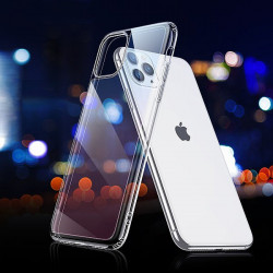 ETUI CLEAR GLASS NA TELEFON IPHONE XR