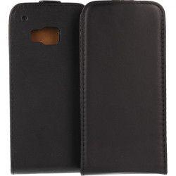 KABURA SLIGO ELEGANCE ETUI NA TELEFON HTC ONE M9 PLUS CZARNY