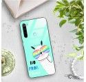 ETUI BLACK CASE GLASS NA TELEFON XIAOMI REDMI NOTE 8 ST_ALP103