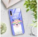 ETUI BLACK CASE GLASS NA TELEFON SAMSUNG GALAXY A50 ST_ALP106