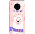 ETUI BLACK CASE GLASS NA TELEFON HUAWEI MATE 30 ST_ALP107