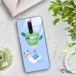 ETUI BLACK CASE GLASS NA TELEFON XIAOMI REDMI 8 ST_ALP108
