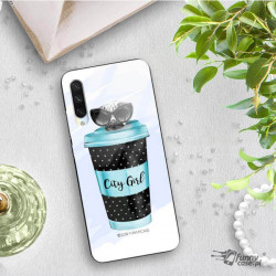 ETUI BLACK CASE GLASS NA TELEFON XIAOMI MI A3 ST_FAN102