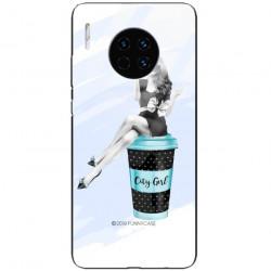 ETUI BLACK CASE GLASS NA TELEFON HUAWEI MATE 30 PRO ST_FAN103
