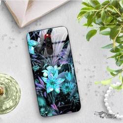 ETUI BLACK CASE GLASS NA TELEFON XIAOMI REDMI 8 ST_FDJ104
