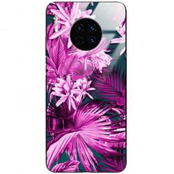 ETUI BLACK CASE GLASS NA TELEFON HUAWEI MATE 30 PRO ST_FDJ106