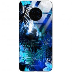 ETUI BLACK CASE GLASS NA TELEFON HUAWEI MATE 30 PRO ST_FDJ130