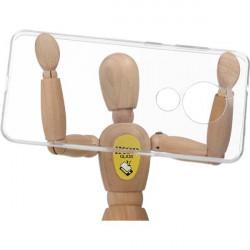ETUI CLEAR 0.5mm NA TELEFON NOKIA 6.2 / 7.2 TRANSPARENTNY