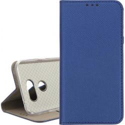ETUI BOOK MAGNET NA TELEFON LG K40S GRANATOWY