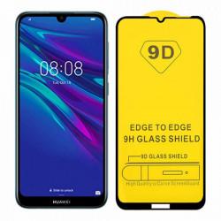 BLACK IRON GLASS 9D NA TELEFON  HUAWEI Y7 2019