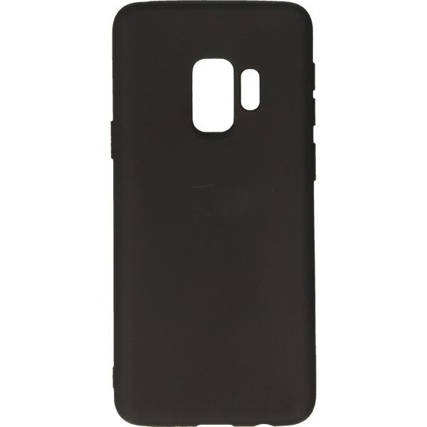 GUMA SMOOTH ETUI NA TELEFON SAMSUNG GALAXY S9 G960 CZARNY