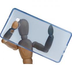 ETUI CLEAR NA TELEFON SAMSUNG GALAXY A7 NIEBIESKI