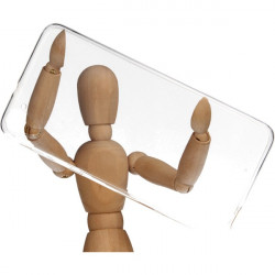 ETUI CLEAR NA TELEFON HTC DESIRE 826 TRANSPARENTNY