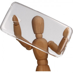 ETUI CLEAR NA TELEFON MEIZU M2 M2 MINI TRANSPARENTNY