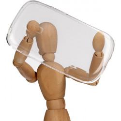 ETUI CLEAR NA TELEFON SAMSUNG GALAXY S3 MINI TRANSPARENTNY