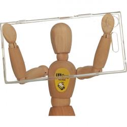 CLEAR 0.5mm ETUI NA TELEFON SONY XPERIA XZ1 G8342 TRANSPARENTNY