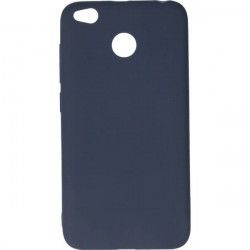 CASE RUBBER SMOOTH XIAOMI REDMI 4X NAVY