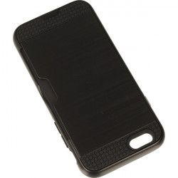 CARD CASE ETUI NA TELEFON IPHONE 6 4.7'' A1549/A1633 CZARNY