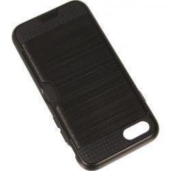 CARD CASE ETUI NA TELEFON IPHONE 7 4.7'' 8 4.7'' A1660 /A1863 CZARNY