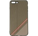 GRID CASE ETUI NA TELEFON IPHONE 7 PLUS 5.5'' 8 PLUS 5.5'' A1661/A1864 BRĄZOWY