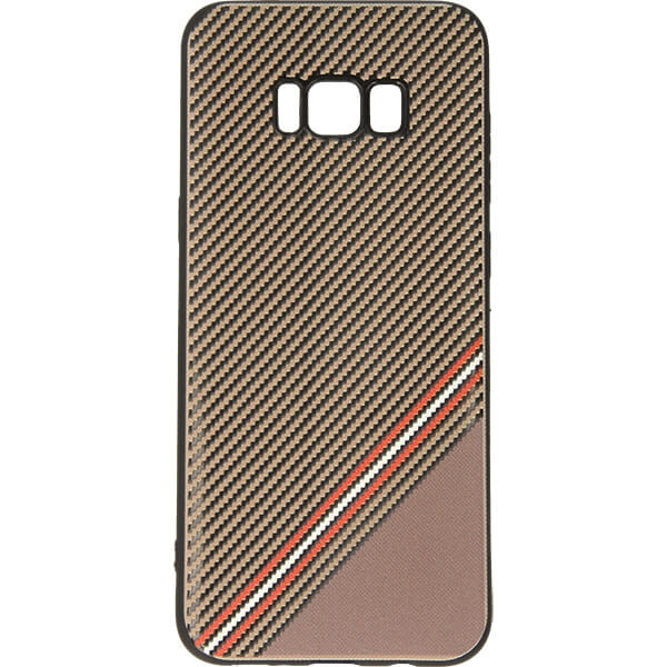 GRID CASE ETUI NA TELEFON SAMSUNG GALAXY S8 PLUS SM-G955 BRĄZOWY